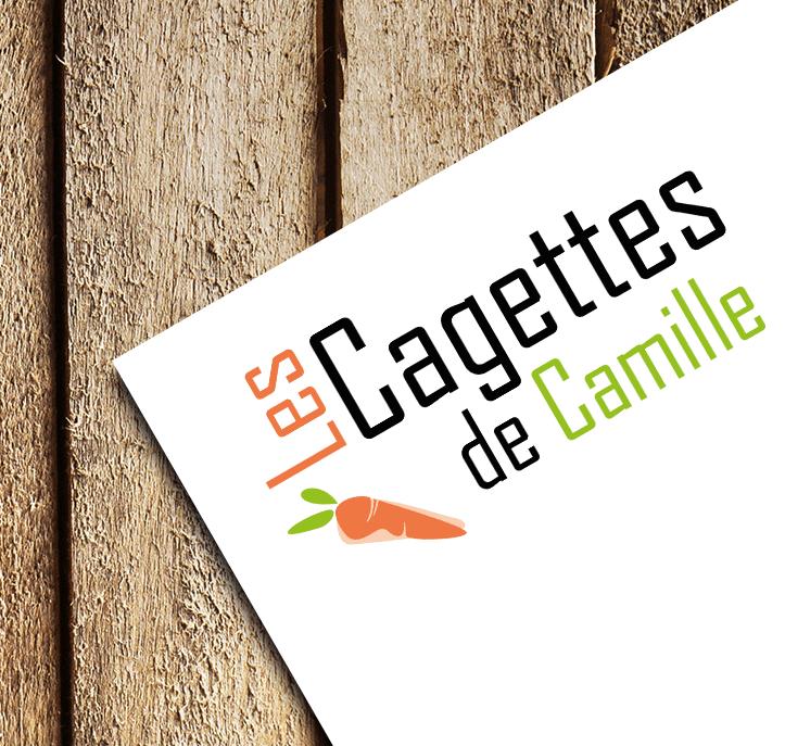 Logo les Cagettes de Camille