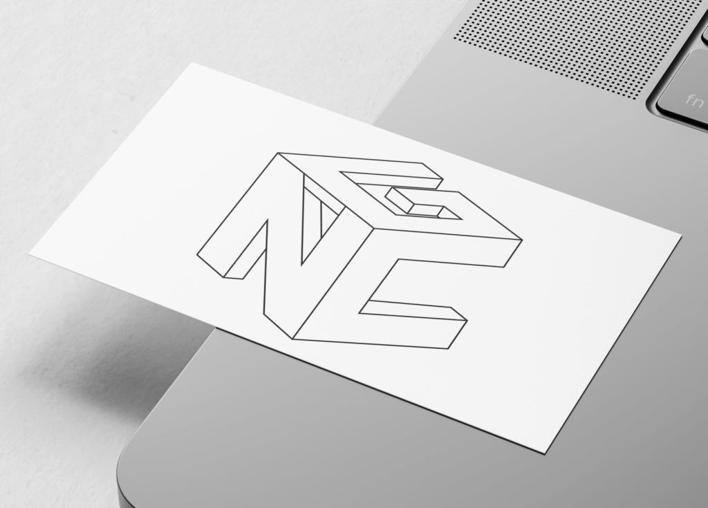 Logo NGC noir et blanc